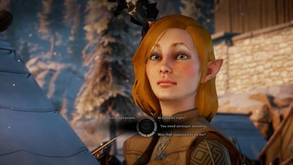 My first Inquisitor, Ottilie.