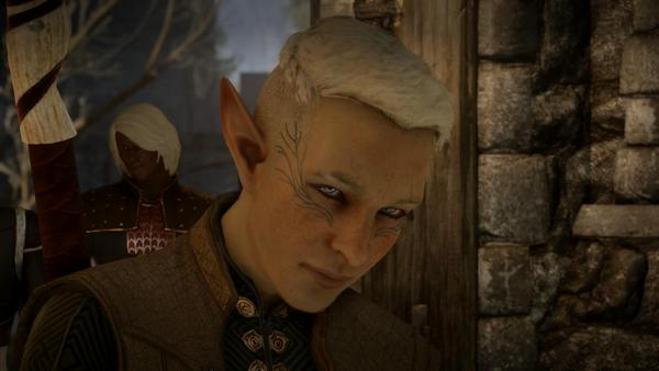 While Ottilie was good-hearted, Teo is a sarcastic little shit.