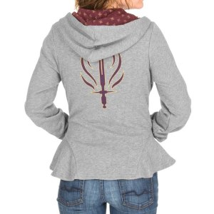 Templar bae Cullen hoodie. Look at that adorable flared out waist!