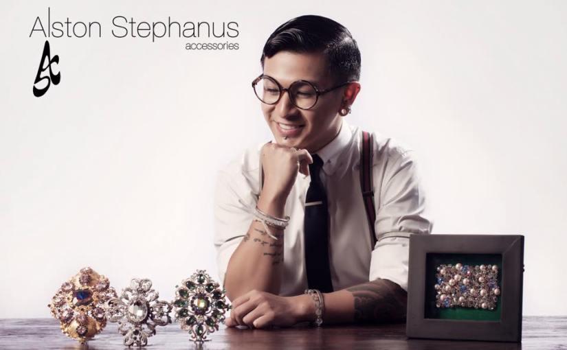 Alston Stephanus: Indonesian Fashion Icon. Cosplayer. CostumeDesigner.