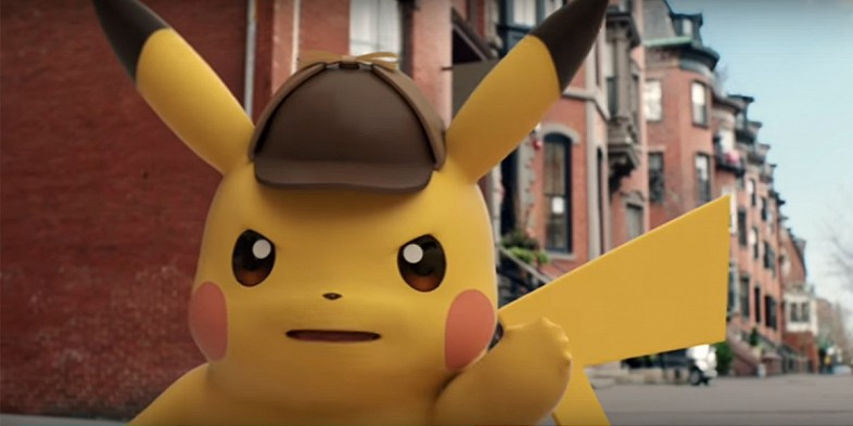 Pikachu… the Great Detective