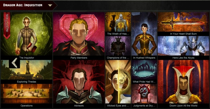 You Can Now Have Your Dragon Age Decisions (& Mistakes) On Your Wall